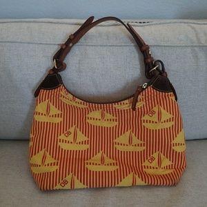 Dooney & Burke Sailboat Handbag